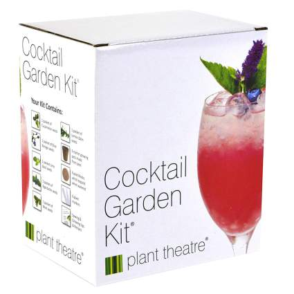 Cocktail garden kit