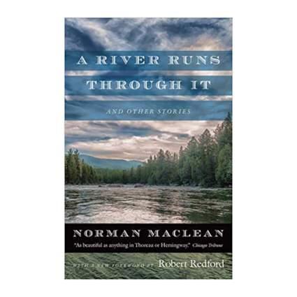 A river runs through it fly fishing book