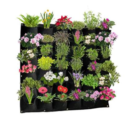 Active Gear Guy Vertical Hanging Wall Planter