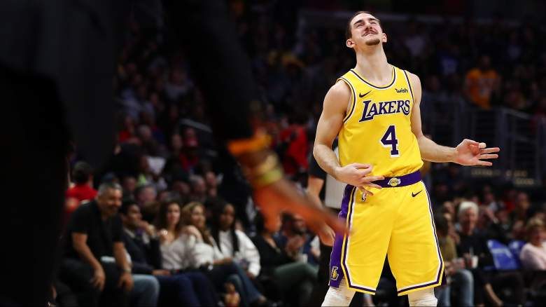Lakers Alex Caruso