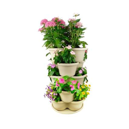 Amazing Creation Stackable Planter