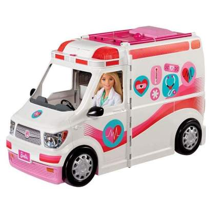 Barbie Careers Care Clinic Ambulance