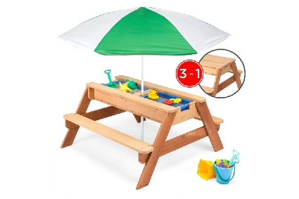 Best Choice Products Kids 3-in-1
