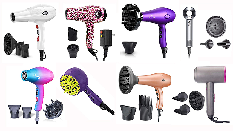 dryers for curly hair
