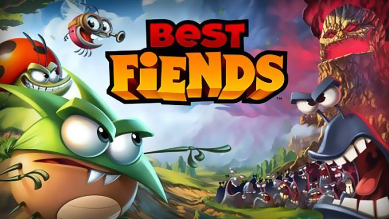 Best Fiends Puzzle Adventure