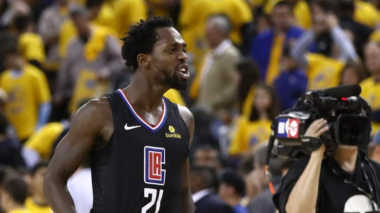 Patrick Beverley Clippers comeback