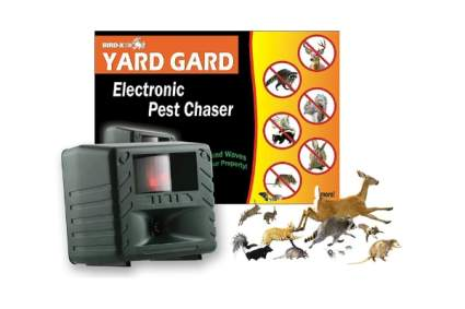 Bird-X Yard Gard Electronic Animal Repeller