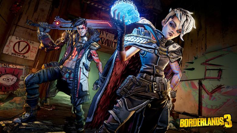 Borderlands 3 Epic Games Store Exclusive