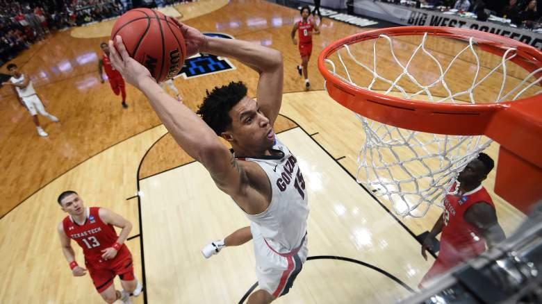 Brandon Clarke Lakers NBA Draft
