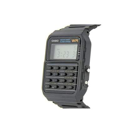 Casio Vintage CA53W-1 Calculator Watch