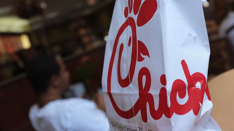 Chick-fil-A open
