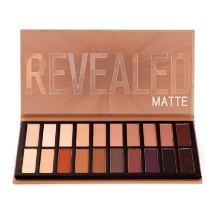 20 color matte eyeshadow palette