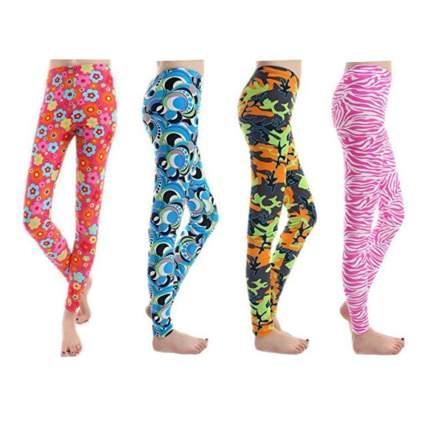 patterned surf leggings