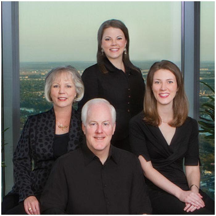 john cornyn family