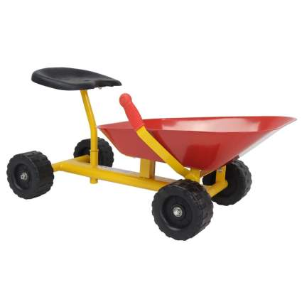 Costzon Kids Ride-on Sand Dumper