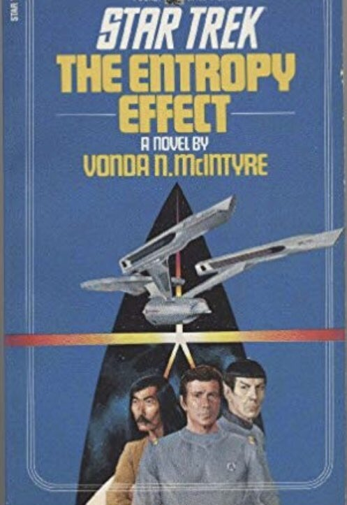 Vonda McIntyre the entropy effect