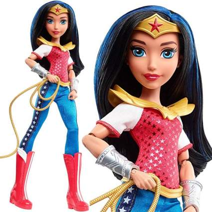 "DC Super Hero Girls Wonder Woman 12"" Action Doll"