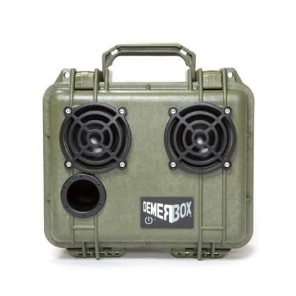 demerbox waterproof speaker
