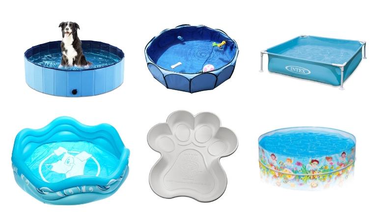 doggie pools