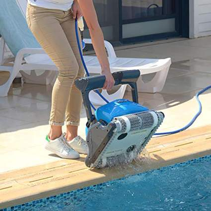 dolphin pool cleaner