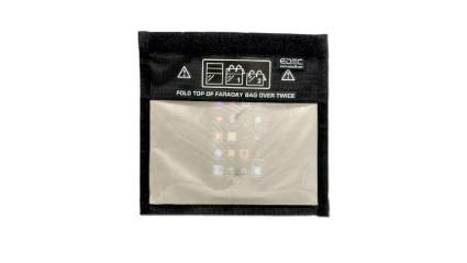 edec window faraday bag