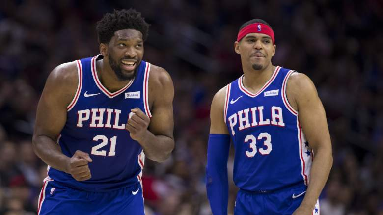 Philadelphia 76ers NBA playoffs