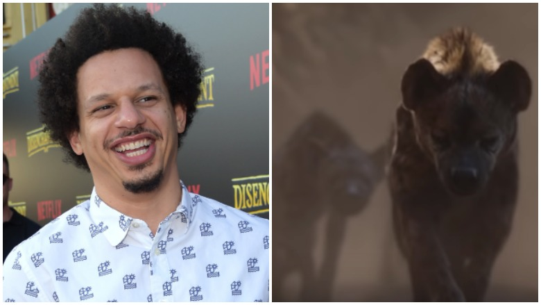 eric andre lion king