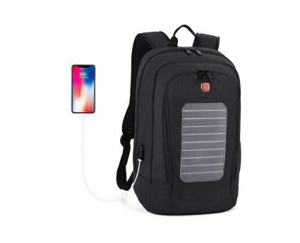 fanspack solar backpack