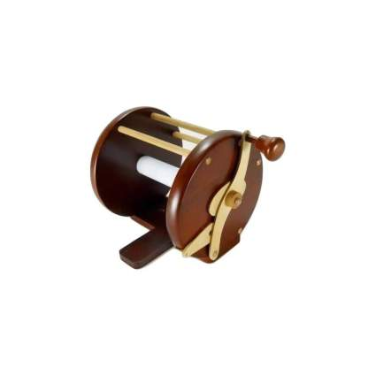 Fisherman's Wooden Toilet Paper Reel