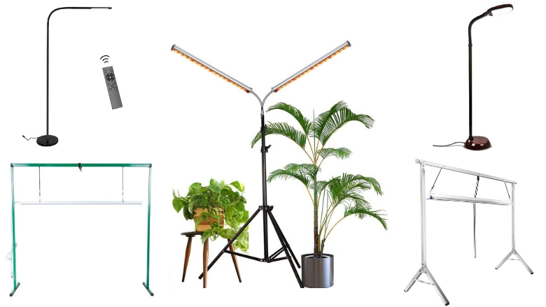 11 Best Floor Plant Lights for Indoor Growing 1