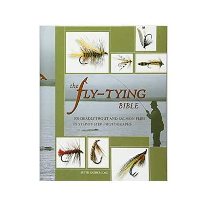 fly tying bible fly fishing book