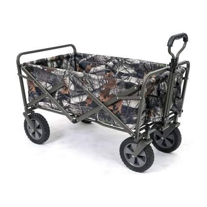 folding garden and utility cart