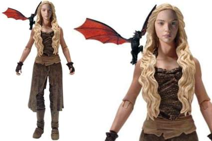 Funko Legacy Action: GOT - Daenerys Targaryen Action Figure