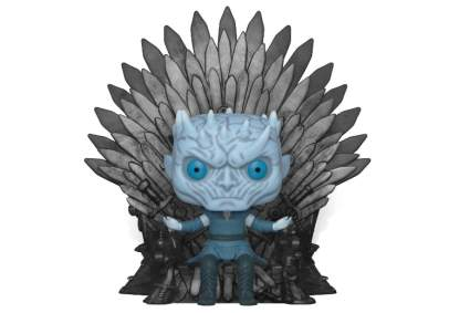 Funko Pop Deluxe: Game of Thrones - Night King Sitting on Throne