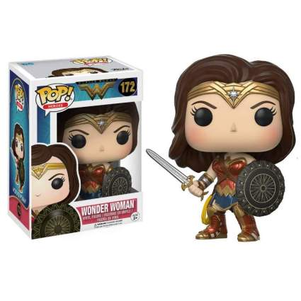 Funko POP Movies DC Wonder Woman