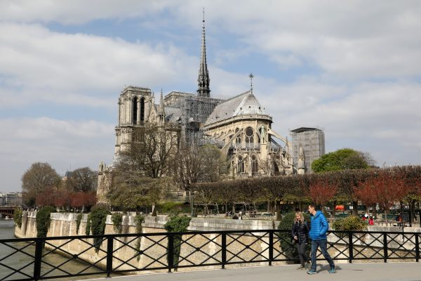 Notre dame before after photos