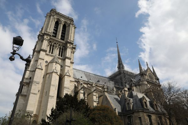 Notre dame before after
