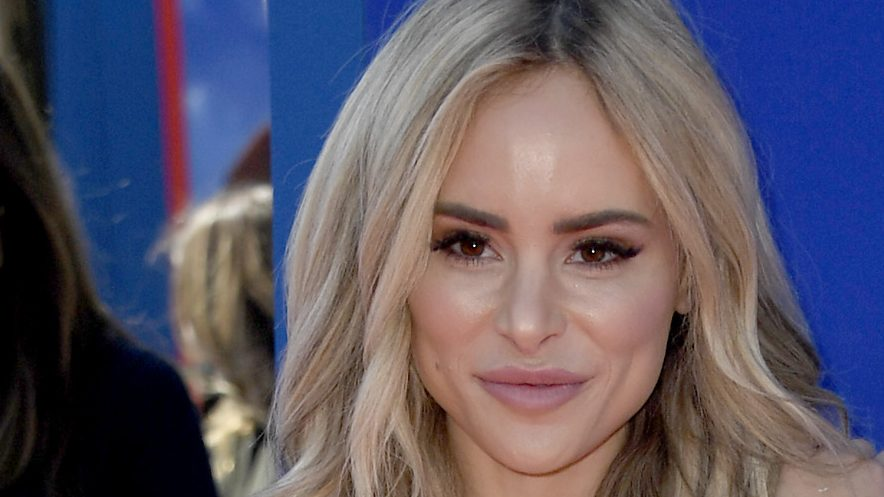 The Bachelors Amanda Stanton shares before-and-after