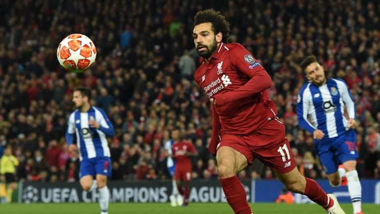 Liverpool vs Porto Live Stream