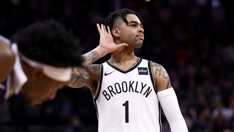 D'Angelo Russell Warriors trade