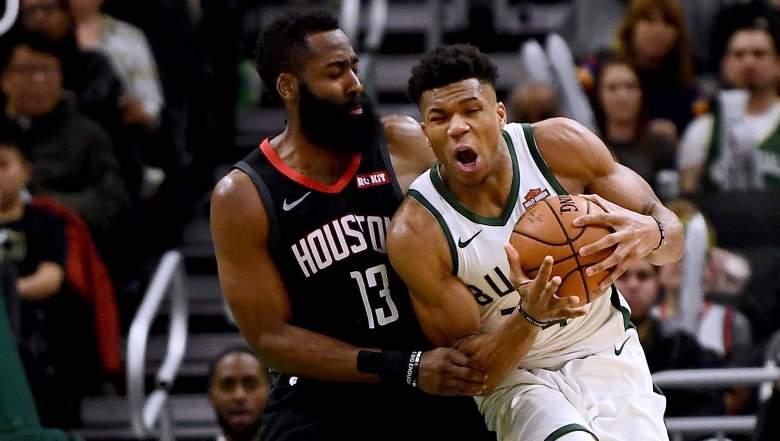 NBA MVP 2019