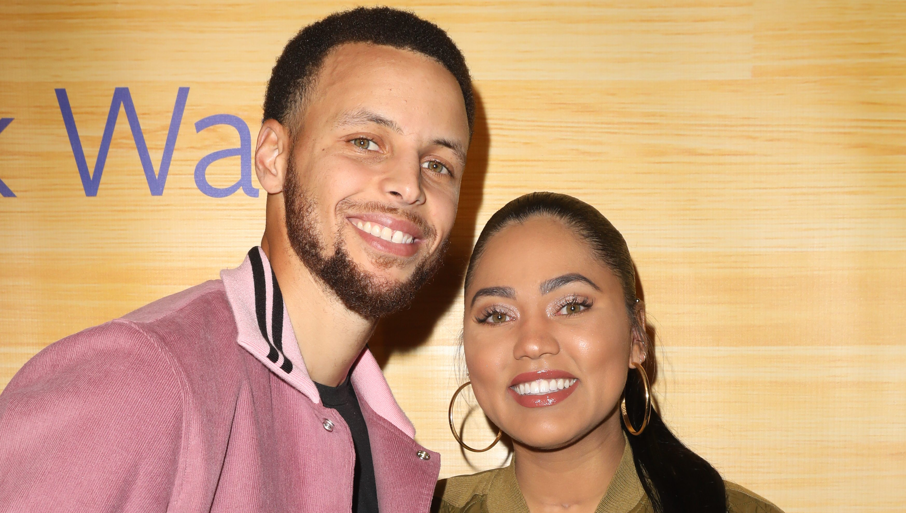 Ayesha Curry Steph S Wife Posts Adorable Pic Of 3 Kids Heavy Com