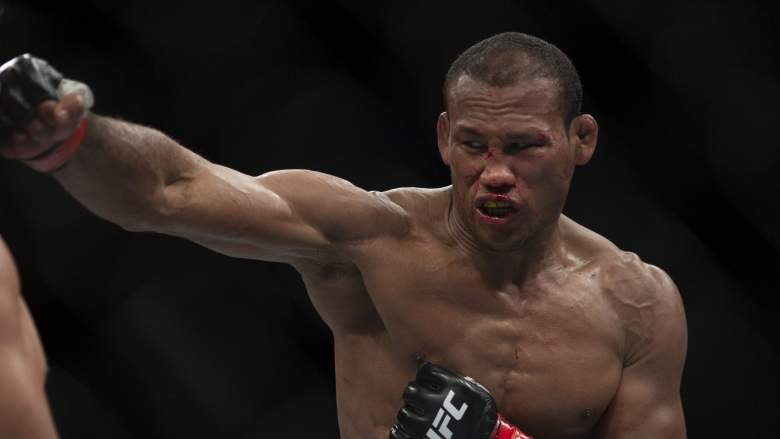 UFC Fight Night 164 Betting