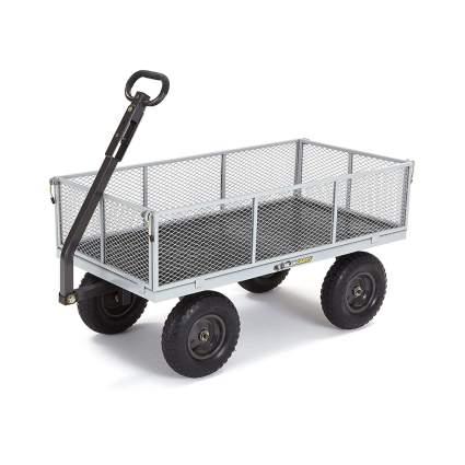 heavy duty garden cart