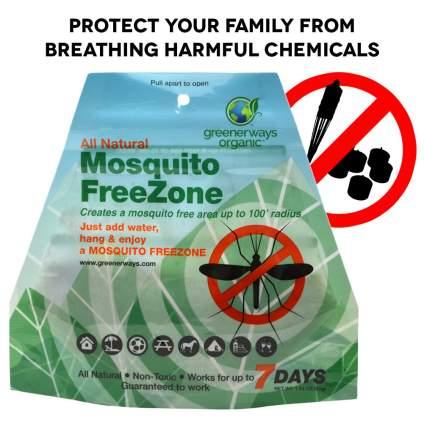 GREENERWAYS ORGANIC Mosquito Repellent Zone