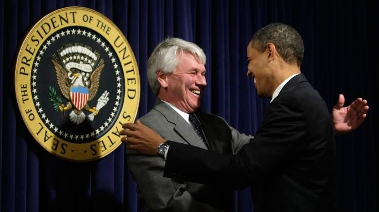 Greg Craig and Obama
