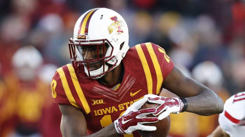 Hakeem Butler NFL draft projections mocks