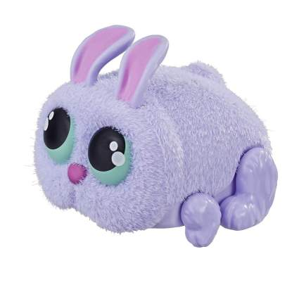 Hasbro Toys Yellies! Fluffertail Voice-Activated Bunny Pet Toy