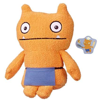 Hasbro Uglydolls Warm Wishes Wage Stuffed Plush Toy, 10-inch Tall