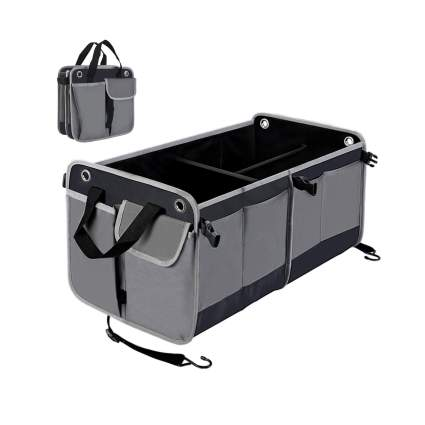 HiHiLL Car Trunk Organizer
